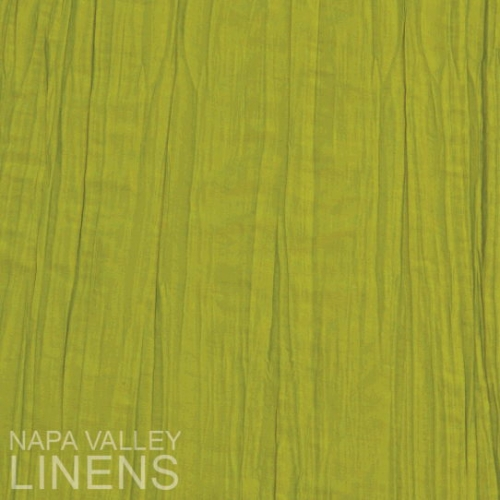 Krinkle Chartreuse  90 x 156