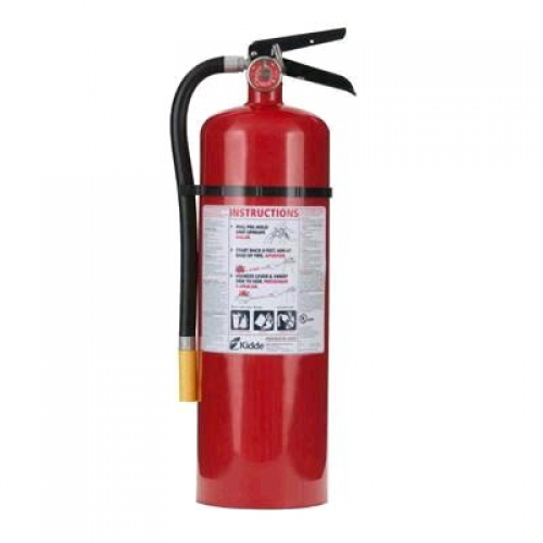 Fire Extinguisher Class ABC