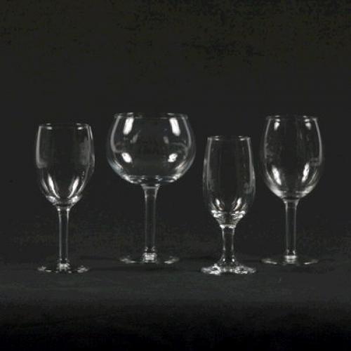 Glass Wine  8oz