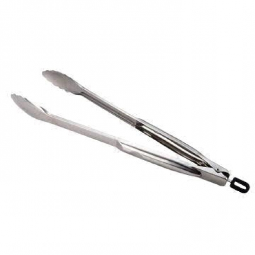 Stainless Steel Serving Tongs Small