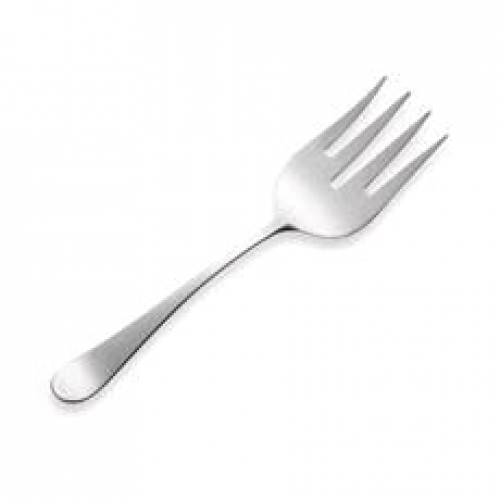 Large S/S Serving Fork