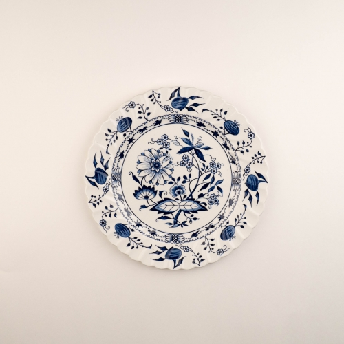 Boho Blues Collection Dinner Plate